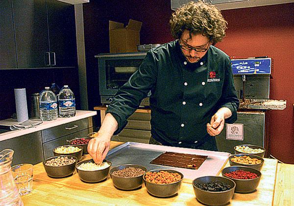 Фото №11 - Бельгия: жизнь в шоколаде