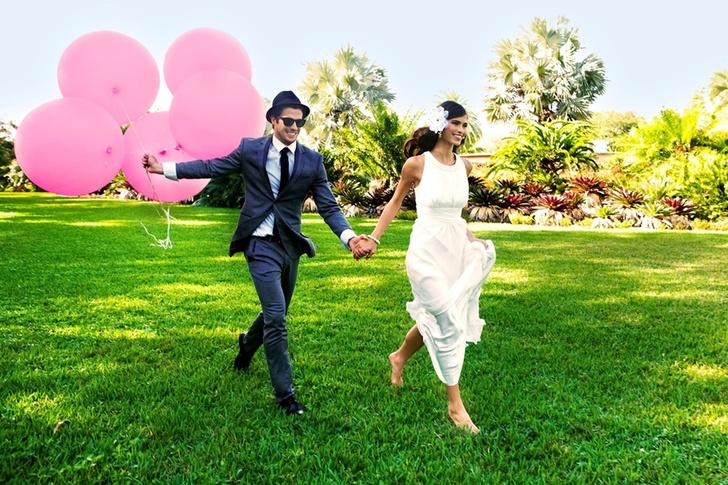 Фото №2 - Спокойствие, только спокойствие! 16 простых советов, как выйти замуж