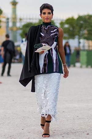 Фото №5 - Ее Высочество Дина Абдулазиз— самая модная принцесса Востока