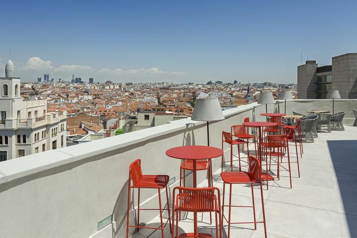 Фото №8 - Яркий отель Room Mate Macarena в центре Мадрида