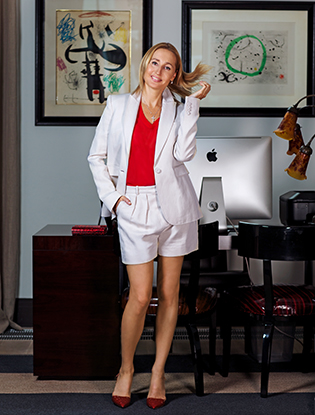 Фото №1 - Оксана Бондаренко: «Если не можешь переступить отказ, значит, дело не твое»