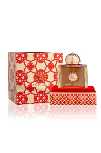 Праздничный набор парфюмерная вода + лосьон для тела от Amouage
