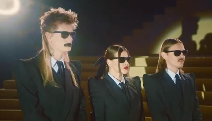 Фото №1 - Группа Little Big (накануне отбора на «Евровидение-2021») выложила очень загадочное видео