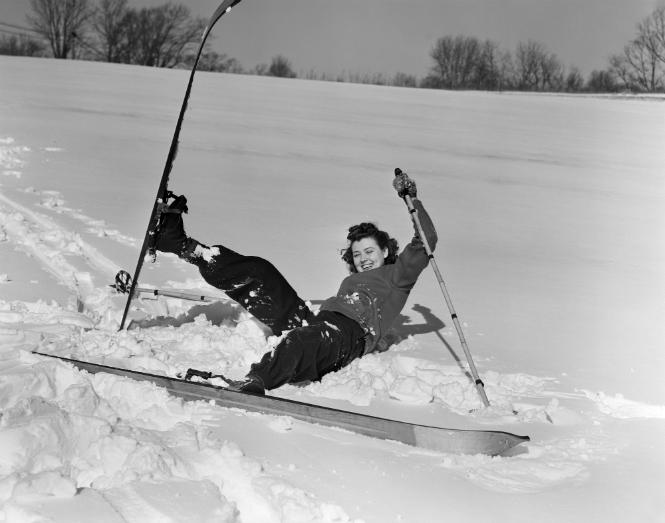 Фото №6 - Скользкая дорожка: особенности зимних outdoor-тренировок