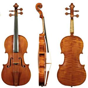 Фото №1 - Оружие для скрипки