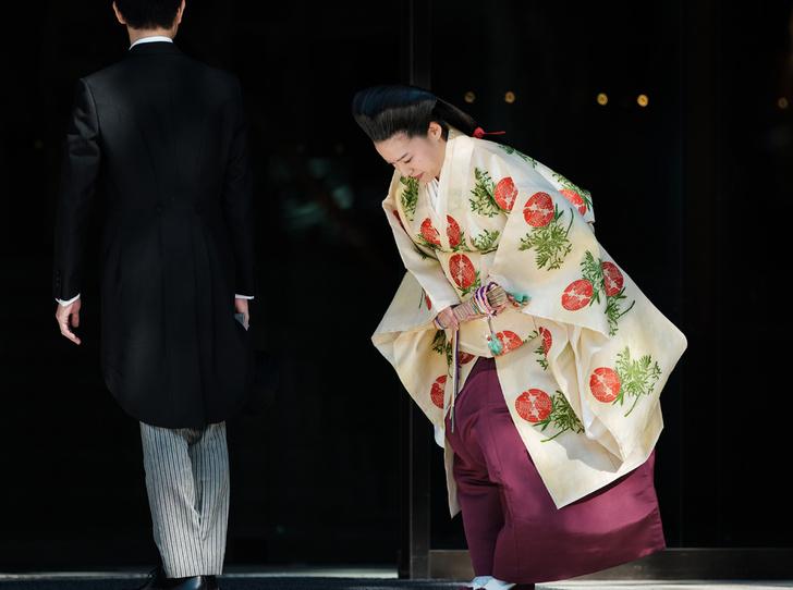 Фото №3 - В Японии стало на одну принцессу меньше (и на одну счастливую девушку больше)