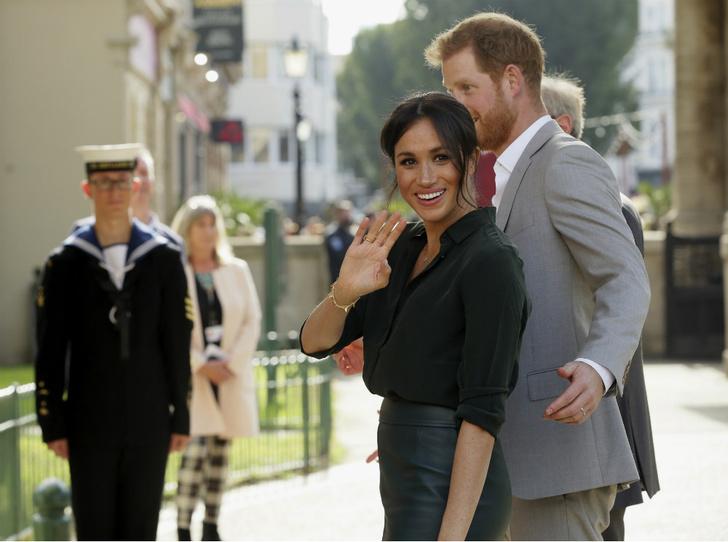 Фото №1 - Королевское честолюбие: о чем мечтает Меган (и почему это неосуществимо)