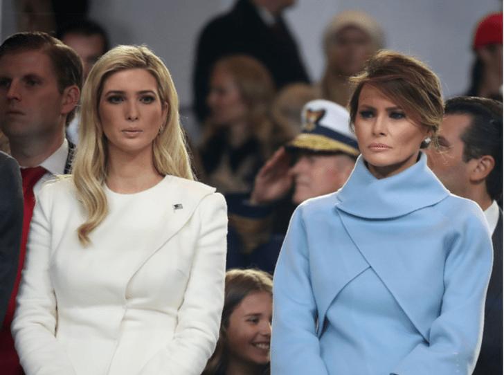 Фото №3 - Меланию Трамп исключили из списка самых влиятельных женщин мира (а Иванку нет)
