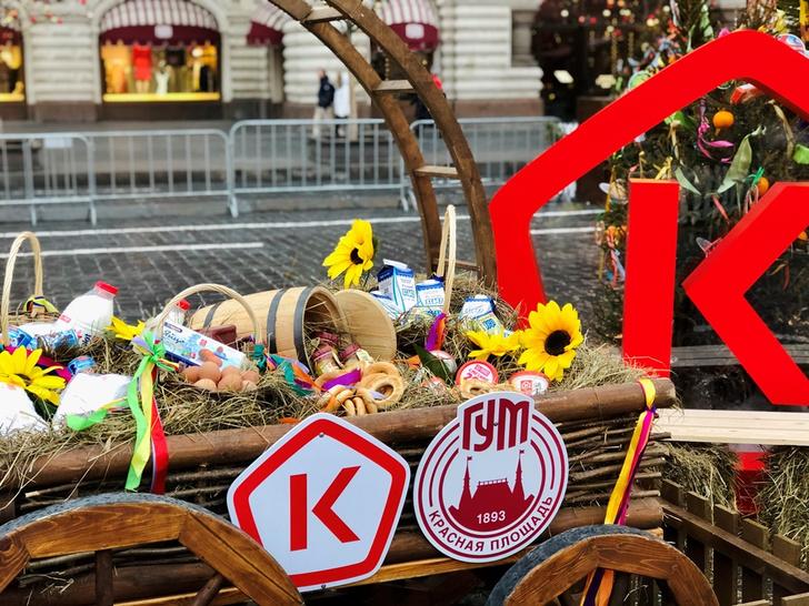 Фото №2 - Роскачество угостит блинами на Красной площади