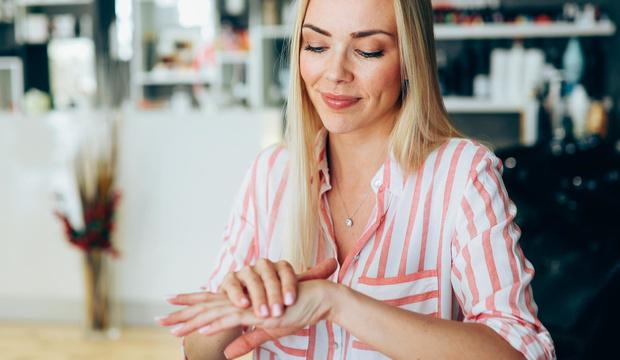 уход за руками и ногтями кожей рук в домашних условиях осенью зимой в салоне советы экспертов