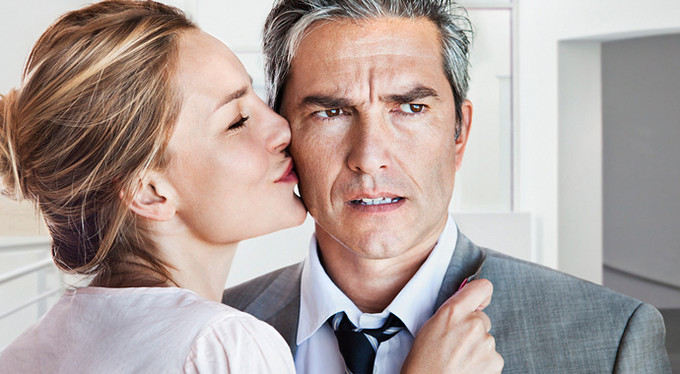 Разведенные мужчины против брака?
