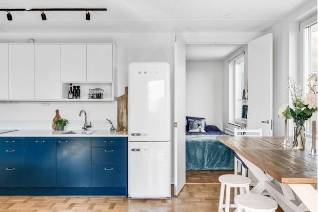 Фото №7 - Маленькая квартира в пригороде Стокгольма