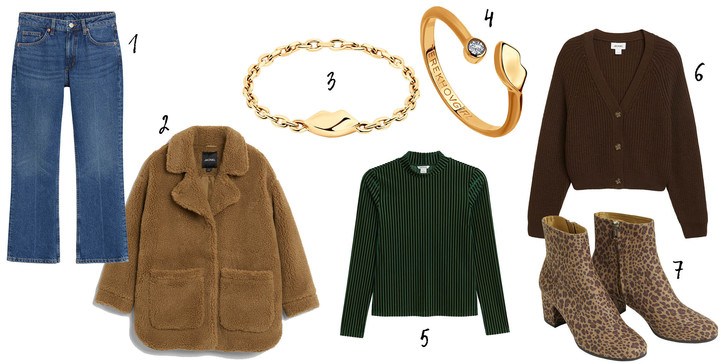 Фото №1 - Тепло и стильно: как подобрать украшения к зимней одежде