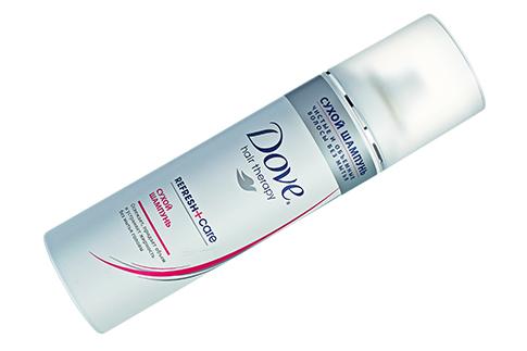 Сухой шампунь Refresh+Care, Hair Therapy, Dove