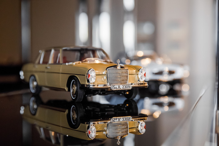 Фото №1 - Mercedes-Benz расширяет концепцию современной роскоши за пределы автомобильной сферы