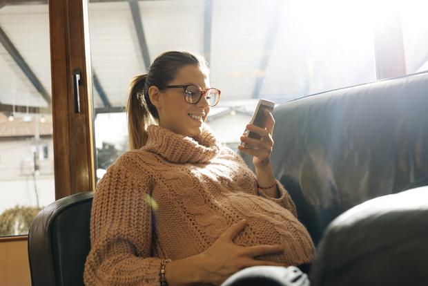 Новые исследования о влиянии на плод смартфона и Wi-Fi