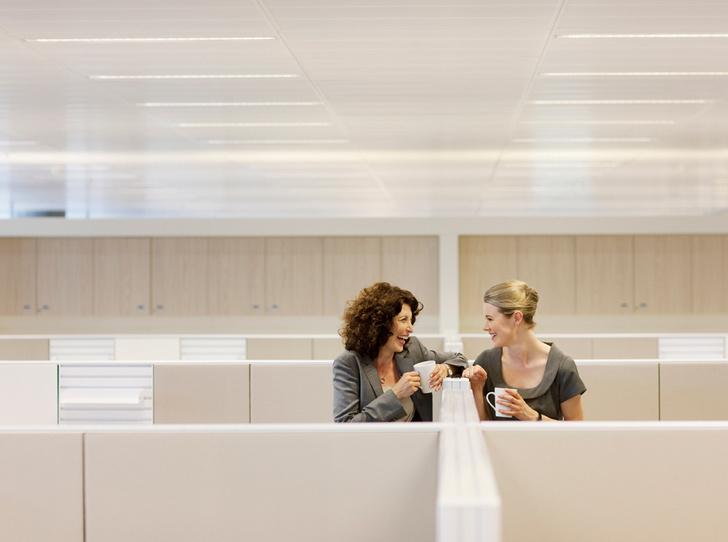Фото №6 - Корпоративное общежитие: почему офисы открытого типа подходят не всем