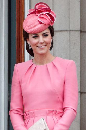 Фото №4 - Royal pink: как королевские особы носят розовый цвет