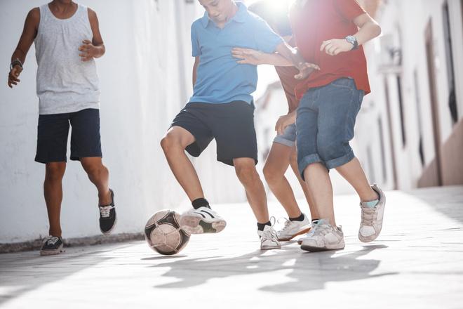 сон футбол