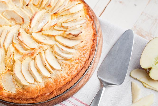 Фото №3 - Рецепт недели: кростата с яблоками