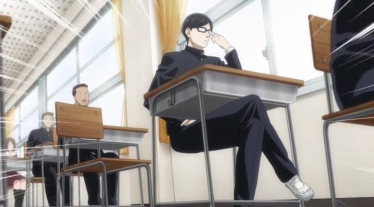 Фото №1 - Back To School: 5 самых точных аниме-сериалов про школу