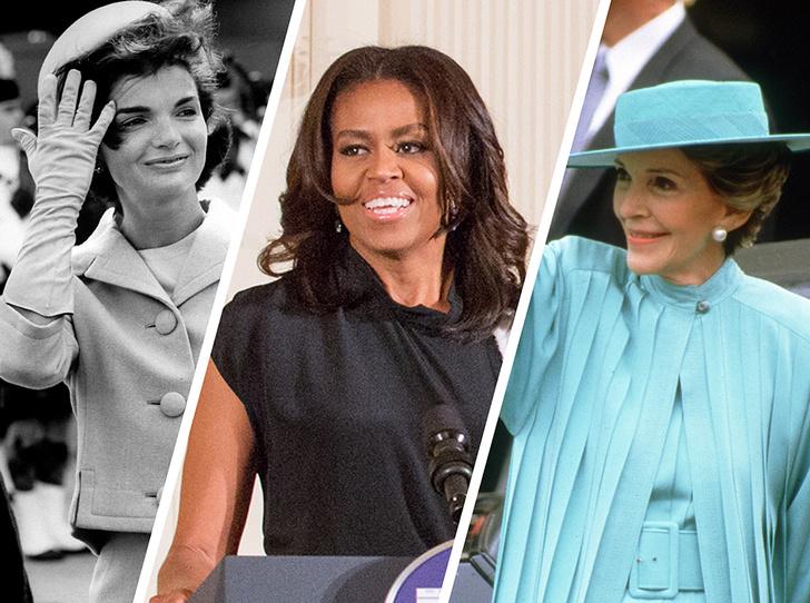 Фото №1 - Есть ли жизнь после Белого дома: чем (обычно) занимаются бывшие первые леди США