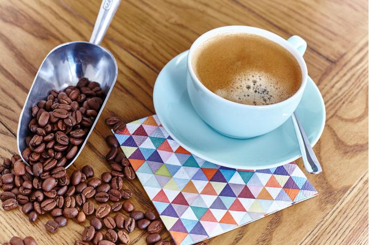 Фото №1 - Поможет ли кофе похудеть