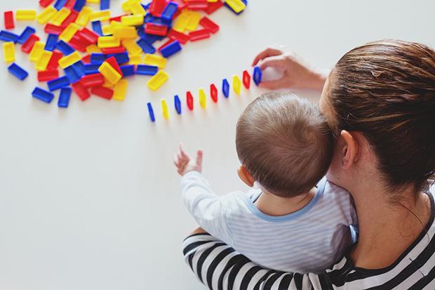 Фото №1 - Как ваш малыш воспринимает информацию