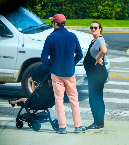 Фото №2 - 33-летняя звезда «Сплетницы» Лейтон Мистер подтвердила вторую беременность