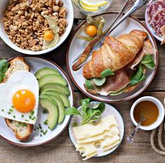 Завтрак за 15 минут: простые рецепты на каждый день