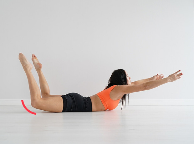 Фото №12 - Тренировка гимнастов: 5 простых упражнений для гибкости