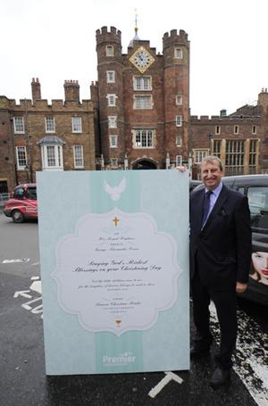 Фото №12 - Самые трогательные моменты крестин детей герцогов Кембриджских