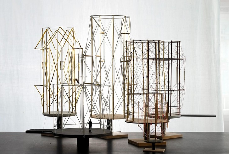 Фото №6 - Cмотровая площадка по дизайну братьев Буруллек во Франции