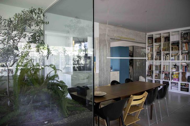 Фото №2 - Квартира с оранжереей в Афинах
