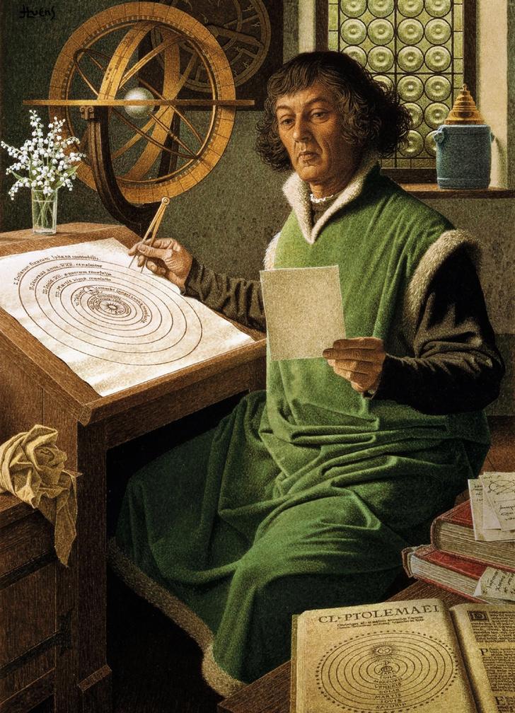 Фото №2 - Коперникианская революция: 9 мифов об отце современной астрономии