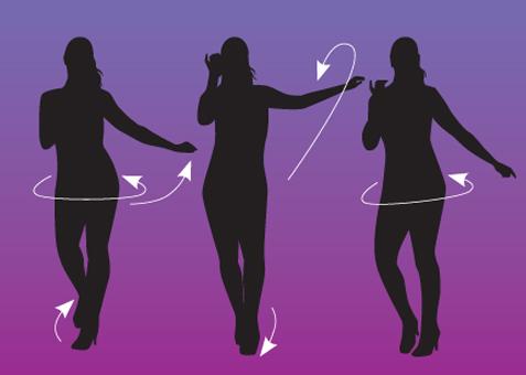 Фото №10 - Рабочий момент: Танцуют все