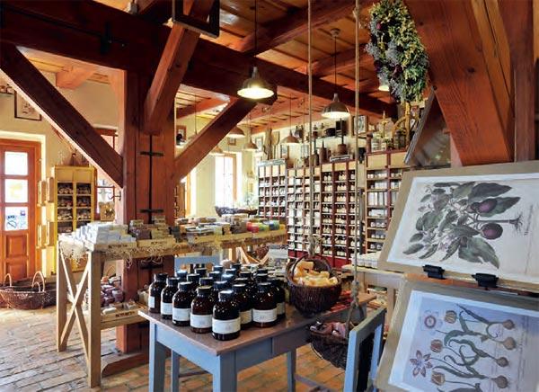 Фото №1 - Магазин Dr Stuart's Botanicus. Прага
