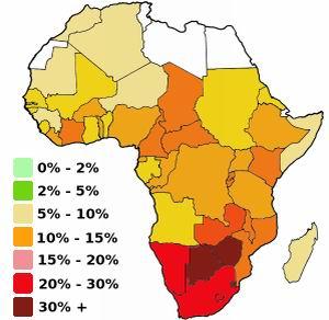 Фото №1 - ВИЧ-инфицированных на 7 млн меньше