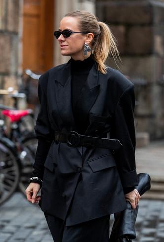 Фото №3 - С чем носить черный пиджак: 8 нескучных идей