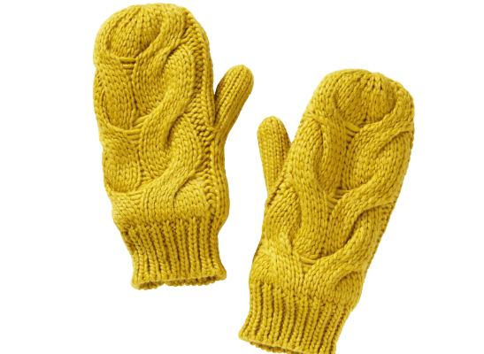 Фото №2 - Что носить зимой: топ-6 модных варежек