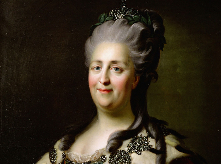 Фото №1 - Любовь и страсть Екатерины II: главные романы великой императрицы