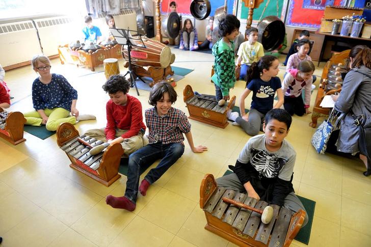 Фото №1 - Нужны ли детям уроки музыки и рисования