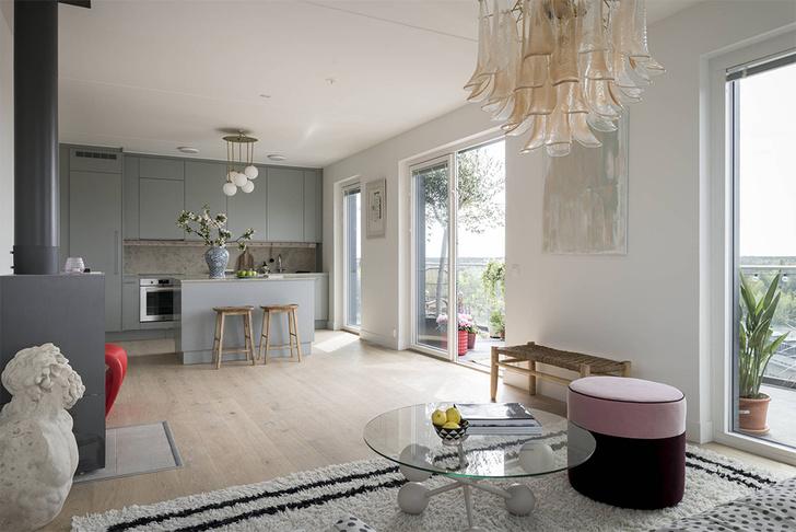 Фото №4 - Квартира дизайнера Амалии Уайделл в Стокгольме