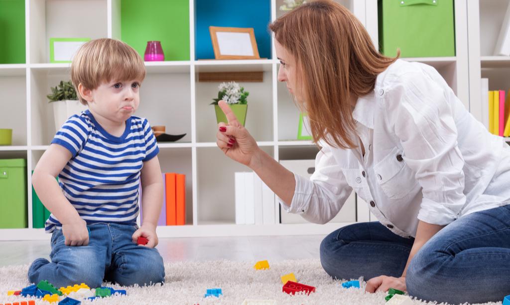 Тест: насколько у вас послушные дети