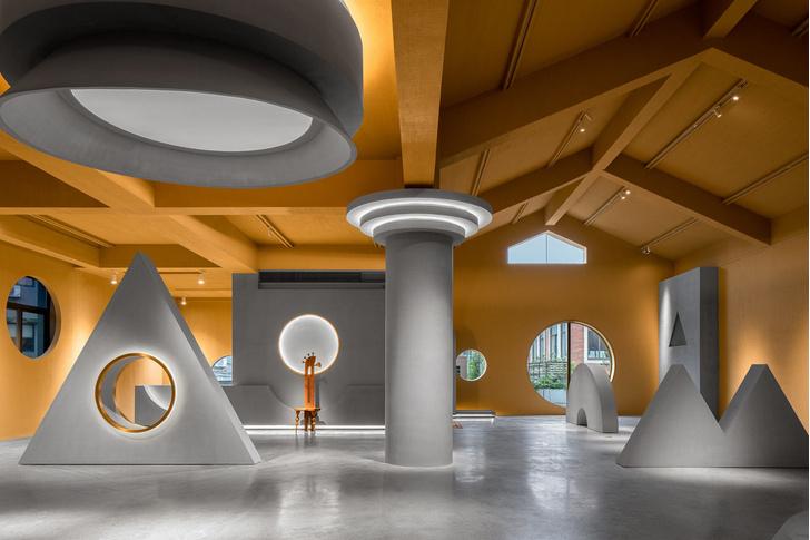 Фото №5 - Выставочное пространство Ya Space! в Ханчжоу