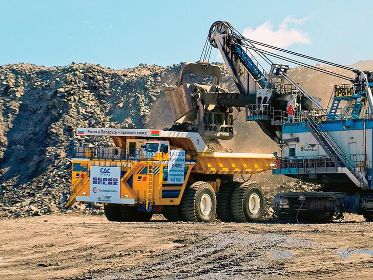Фото №4 - БелАЗ-75710— наш самый большой в мире грузовик