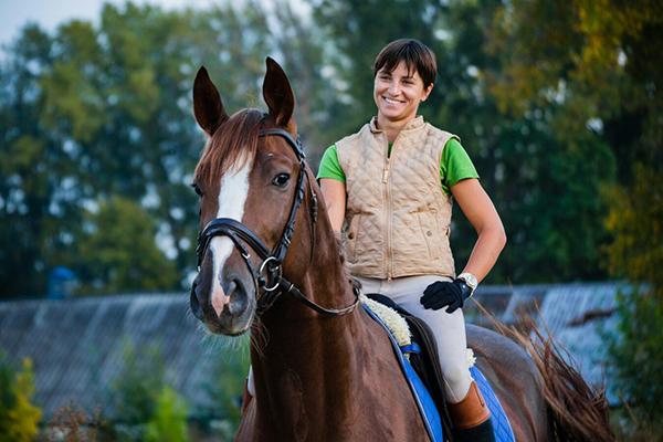 Фото №46 - Девушки на коне: самые романтичные наездницы Ульяновска