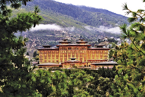 Фото №13 - Бутан: счастье - это место
