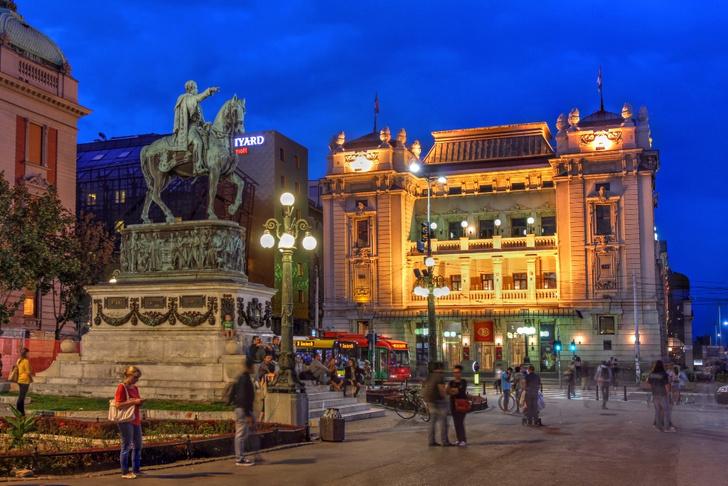 Фото №10 - Город, в котором говорят стены: прогулка по Белграду