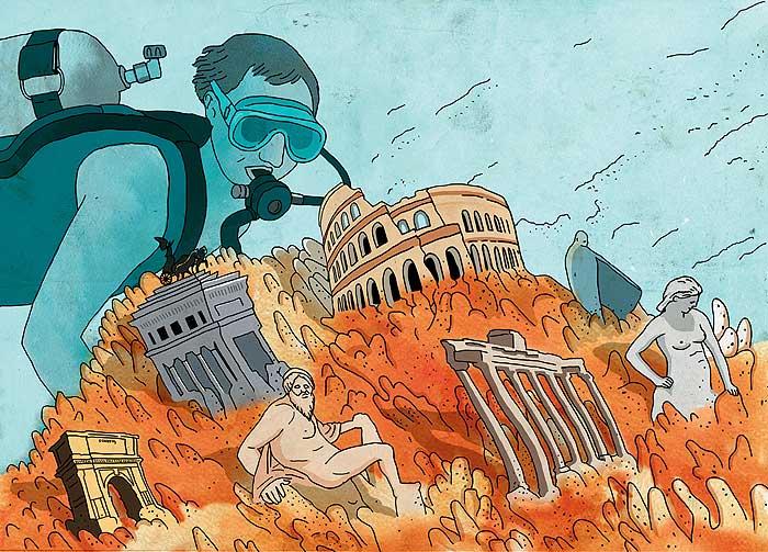 Фото №1 - Выходные в Риме